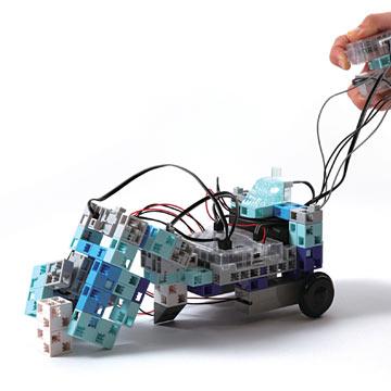 exemple de robot grue