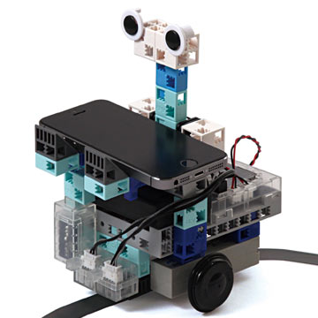 robot transporteur